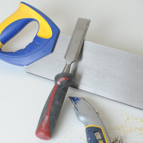 Saw and Chisel
